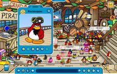 Club Penguin dating site