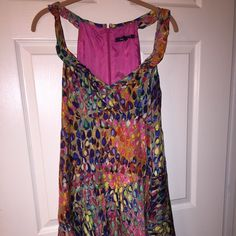 Nanette Lepore drapey asymmetrical dress Super cute and sexy dress. Great party dress. Perfect condition. Nanette Lepore Dresses Asymmetrical