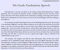 How To Write A Valedictorian Speech With Pictures  Wikihow