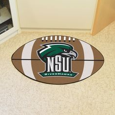 NCAA Northeastern State University Football Mat