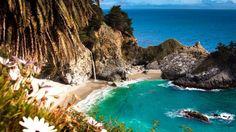 McWay, Big Sur, Monterey, California