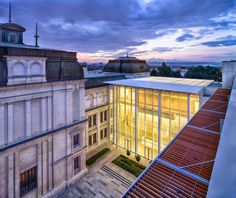 National Museum Complex – Phase I in Sofia, Bulgaria / Yanko Apostolov Architects (photo by Assen Emilov)