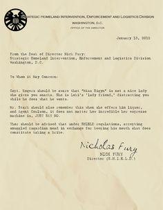 Memos From Fury: Photo