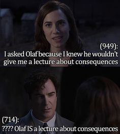 Funny Quotes, Funny Memes, Hilarious, Jokes, Grimm Tv Series, Book Series, A Series Of Unfortunate Events Quotes, Les Orphelins Baudelaire, Count Olaf