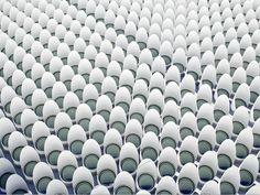 Susan and John Wieland Pavilion, High Museum of Art, Atlanta _ High Museum, Art Museum, Surface Pattern, Surface Design, Photo Texture, Renzo Piano, International Style, Aesthetic Images, Built Environment