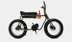 Un video y unas cuantas imágenes es más que suficiente para que quiera una Super 73 para mi. Se trata de una bicicleta eléctrica con más aspecto de moto que de bici. Fué presentada en un kickstarte…