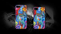 'Fantasy' by Zlata Yablochkina. #Spirit #Abstract #Art #Colorful #iPhone #Cases #Artmobilis