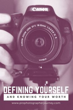 So helpful! Defining yourself and knowing your unique self-worth as a photographer is SO important! This episode talks about defining yourself accurately, and also charging (gasp!) during the portfolio stage.