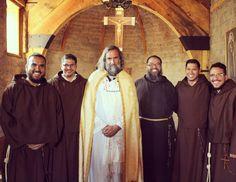 ¡Felicidades a nuestros cuatro hermanos que iniciaron su noviciado! Que por la intercesión de la Inmaculada Virgen María y de san Francisco de Asís perseveren en el servicio y amor a Dios.