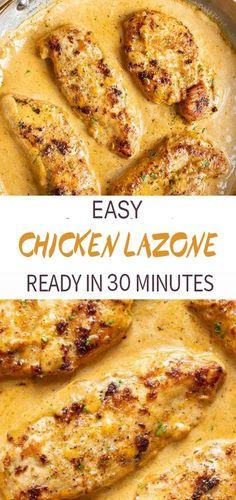 Chicken Strip Recipes, Recipe Using Chicken, Easy Chicken Dinner Recipes, Easy Meals, Chicken In A Pan, Chicken Breast Strips Recipes, Keto Chicken, Recipe With Grilled Chicken Strips, Boneless Chicken