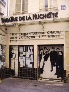 Paris-Theatre-de-la-Huchette