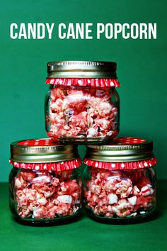 Christmas gift idea: Candy Cane Butter Popcorn #HolidayButter #shop #cbias