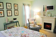 Chic Cottage Bedroom Ideas
