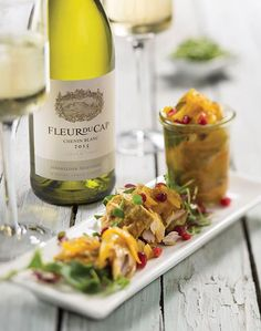 The Fleur du Cap Bergkelder Selection Chenin Blanc goes perfectly with traditional dishes. Recipes With Fish And Shrimp, Shrimp Recipes, Shrimp Dishes, Fish Dishes, Cooking Light, Cooking Oil, Chenin Blanc, South African Recipes, English Food