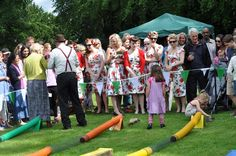 Aynho Fete. 12-June 2016. It Was a 'Right Royal Do!'. (Thanks Andrew Bellamy, Aynho for the image)