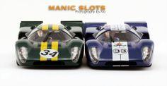 Slot cars, An iconic Fly Classics C36 - 1000km Spa 1969 #34 C94 - 1st Daytona Historics #33 F19101 - Targa Florio 1969 #190 - See more at: http://manicslots.blogspot.com.au/#sthash.ARfT9FJg.dpuf