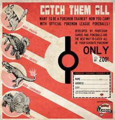 catch them all, pokemon, trainers