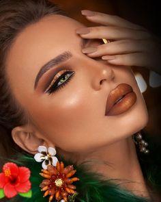 Brown Makeup, Faces, Sexy, Hair, Lips, The Face, Face, Strengthen Hair
