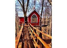 Little bar treehouse