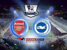 Prediksi Skor Arsenal vs Brighton Hove Albion 01 Oktober 2017
