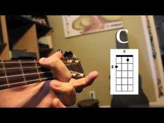 How to Play the Baritone Ukulele - YouTube