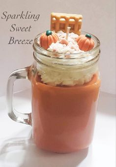 This Pumpkin Pecan Waffle candle is a must have for any occasion. this scent is a blend of pumpkin waffles and butter maple syrup and a touch of brown sugar and pecans. #halloweencandle #jarcandle #containercandle #foodcandle #handmadecandle #homemadecandle #soywaxcandle #sparklingsweetbreeze Holiday Candles, Halloween Candles, Fall Candles, Mason Jar Candles, Soy Wax Candles, Natural Candles, Unique Candles, Pumpkin Waffles, Candle Containers