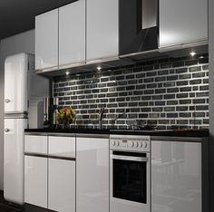 beleuchtete küchenrückwand weiss, flächenleuchte für ihre ... - Glas Für Küchenrückwand