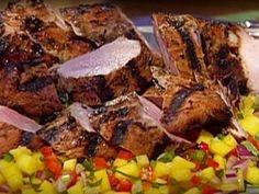 Recipe: Jamaican Pork Tenderloin
