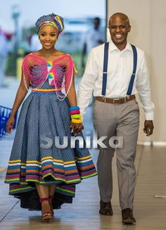 Sotho Traditional Dresses, Pedi Traditional Attire, South African Traditional Dresses, Traditional Outfits, African Bridal Dress, Latest African Fashion Dresses, African Dresses For Women, African Print Fashion, African Clothes