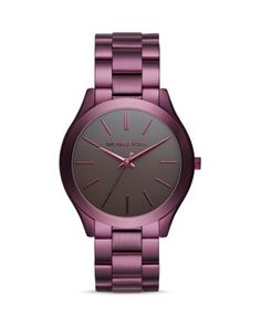 cef93ee086d Michael Kors Slim Runway Bracelet Watch