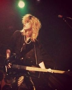Duff Mckagan young