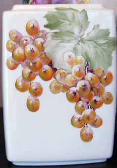 GRAPES For Convention | ARTchat - Porcelain Art Plus (formerly Chatty Teachers & Artists)