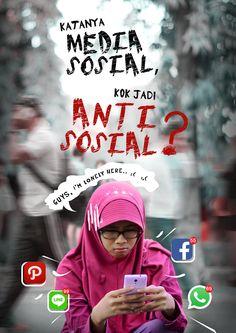 Social Media Campaign Poster
