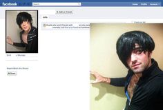 Juega a imitiar fotografías de perfil de desconocidos