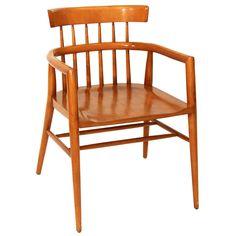 Paul McCobb Captain's Chair