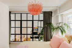 Inside Supermodel Elsa Hosk's Vintage-Filled SoHo Loft | Architectural Digest Soho Loft, Ny Loft, Elsa Hosk, New York Loft, Soho Apartment, Dream Apartment, Amsterdam Apartment, Bellini, Architectural Digest