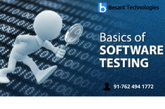 #SoftwareTesting #training in Bangalore offered by #BesantTechnologies with 100% #placement assistance. Best Software Testing training in Bangalore with certified experts.