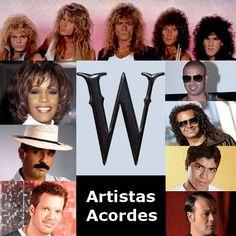 Artistas con W (Lista) canciones con letras y acordes de guitarra y piano