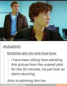 He's like an early teenage Sherlock ❤️