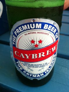 Grand Cayman Beer