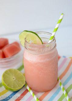 Watermelon Lemonade by crazyforcrust.com