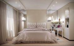 Гламурная спальня. Подробнее в нашей группе: http://ok.ru/dom.kreativ