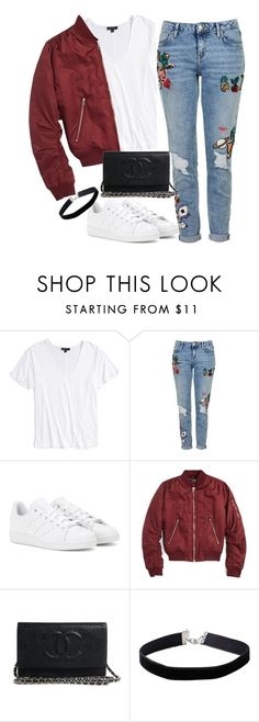 """Trendy"" by thefashionguilty on Polyvore featuring moda, Topshop, adidas y Miss Selfridge"