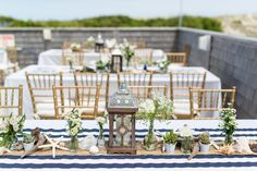 Natural White Tablescape With Wooden Lantern