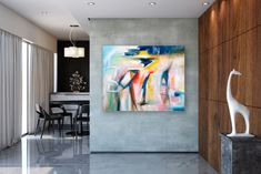 """See our site for additional info on """"modern abstract art painting"""". It is actually an outstanding location to learn more. Large Abstract Wall Art, Abstract Canvas, Modern Art Movements, Bright Paintings, Watercolor Artists, Modern Wall Art, Abstract Photography, Internet, Mixed Media"""