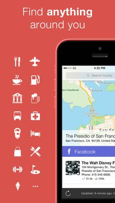 Localscope - Find places and people around you by Cynapse gone Free