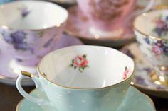Royal Doulton Royal Albert Teacups