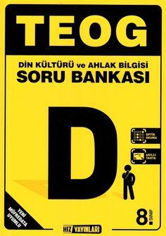 Hız Yayınları TEOG Din Kültürü ve Ahlak Bilgisi Soru Bankası