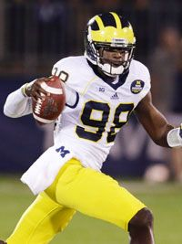 News & Views: Hoke on Gardner's injury   (click the photo to read the article at thewolverine.com)