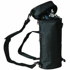 3 In 1 Oxygen Cylinder Carrier, Backpack, Vertical Horizontal Bag ,M9 or C Tank